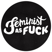 FEMINIST Art Print by Srahhh