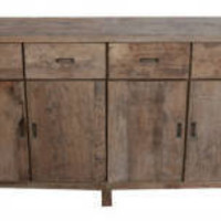 Eco Chic Console Tables l Buffet l Entertainment Unit l Sideboard