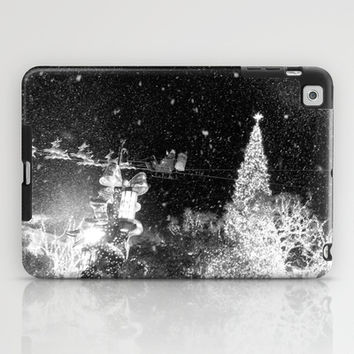 let it snow iPad Case by Marianna Tankelevich