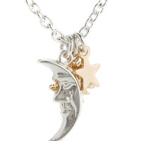 ASOS Sun Moon Star Necklace