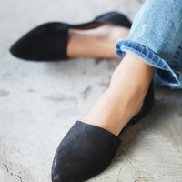 Free People Womens Solid Rajah Flat