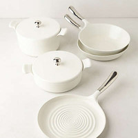 Ceramic-Coated Cookware