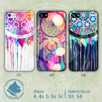 iPhone Cases, iPhone 5 Case, iPhone 5s Case, iPhone 5c Case, Personalized Dream Catcher, Hard Case Soft Case for iphone