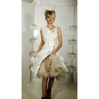 iida Silk Dress Storm Handmade 2014 Fashion