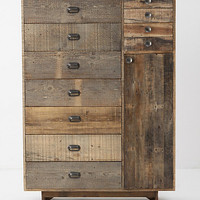 Eiko Cabinet by Anthropologie Brown One Size Furniture