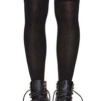 Emiline Thigh High Socks