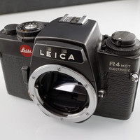 169717 LEITZ LEICA R4 MOT CAMERA BODY BLACK