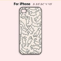 Cats,iPhone 5 case,iPhone 5C Case,iPhone 5S Case,iPhone 4 Case, iPhone 4S Case,Samsung Galaxy S3, Samsung Galaxy S4