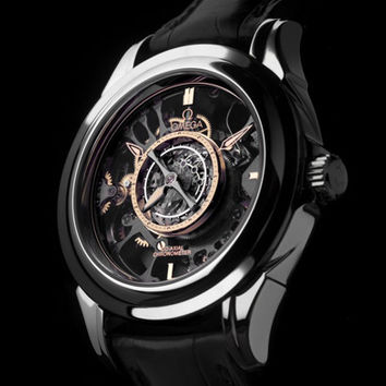 De Ville Central Tourbillon | The Billionaire Shop