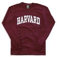 Harvard Crimson Classic Long Sleeve T-Shirt