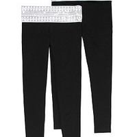Extra Bling Yoga Legging - PINK - Victoria's Secret