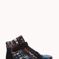 Globetrotter High-Tops