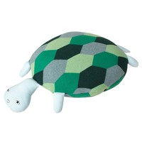 The Future Perfect - Tortoise Floor Cushion - Textiles