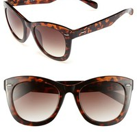 Fantas Eyes Tortoise Shell Cat Eye 52mm Sunglasses (Juniors)