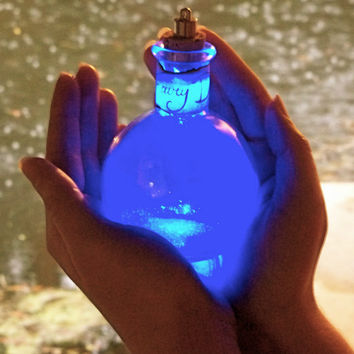 """Once Upon a Fantasy"""" magic bottles- Fairy Dust"""