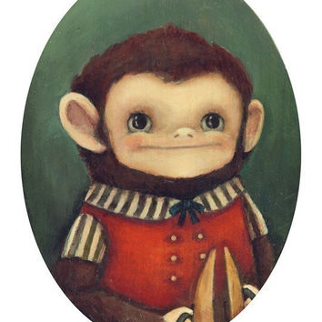 The Cymbal Monkey