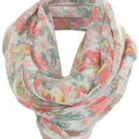 Floral Snood - Hats  Scarves  - Accessories  - Miss Selfridge US