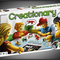 Lego Creationary Board Game - The Awesomer