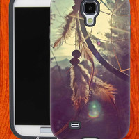 dream catcher,Accessories,Case,Cell Phone,iPhone 4/4S,iPhone 5/5S/5C,Samsung Galaxy S3,Samsung Galaxy S4,Rubber,29-11-07-Bn