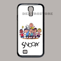 snoopy and brown and friends,Accessories,Case,Cell Phone,iPhone 4/4S,iPhone 5/5S/5C,Samsung Galaxy S3,Samsung Galaxy S4,Rubber-11/07/D6