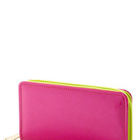 More Bling for Your Buck Wallet in Pink | Mod Retro Vintage Wallets | ModCloth.com