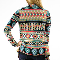 Ski Lodge Lover Cardigan