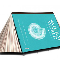 FULLY BOOKED TENT by Fieldcandy - GreenerGrassDesign