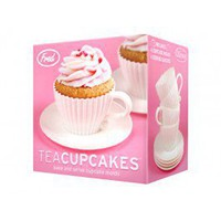 Teacupcakes Bake Molds