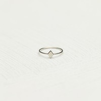 Making Shapes Skinny Ring