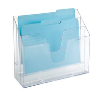 The Container Store > 3-Section Vertical File