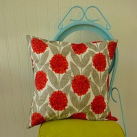 Grand Garden Pillow Cover by OIive on Etsy