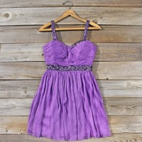 Frost & Lavender Dress