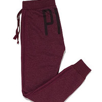 Mesh side panel Collegiate Pant - PINK - Victoria's Secret
