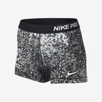 "NIKE 3"" PRO CORE COMPRESSION PRINTED"