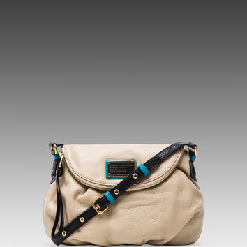 Marc by Marc Jacobs Classic Q Colorblocked Natasha in Sandstorm Multi