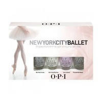 Opi New York City Ballet Collection Mini Set