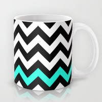 Classic Chevron #3 Mug by Ornaart
