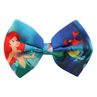Disney The Little Mermaid Ariel Hair Bow