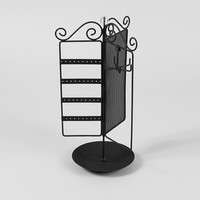 Spinning Armoire Jewelry Holder | Claire's