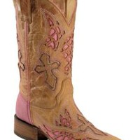 Search Results on 'corral square toe women boots' - Sheplers