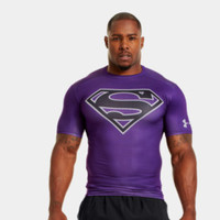 Men's Under Armour Superman Compression Shirt