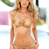 Ruched Low-rise Bikini Bottom - Very Sexy - Victoria's Secret
