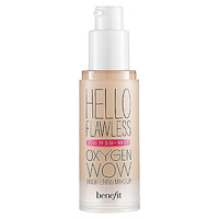 Sephora: Benefit Cosmetics : 'Hello Flawless!' Oxygen Wow Liquid Foundation : foundation-makeup