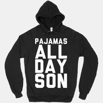 Pajamas All Day Son