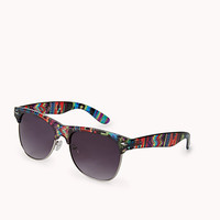 F5572 Southwest Bound D-Frame Sunglasses