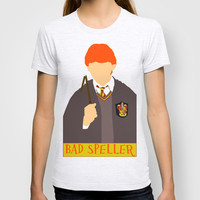 The Bad Speller T-shirt by Richard Casillas