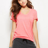 Pocket Tee Short-Sleeve