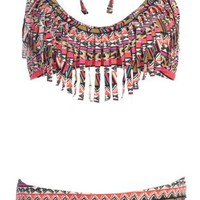 2 PC. Ladies Tribal Swimwear