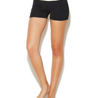 Tie Dye Waistband Short | Wet Seal