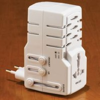 The 150 Country Travel Power Converter - Hammacher Schlemmer